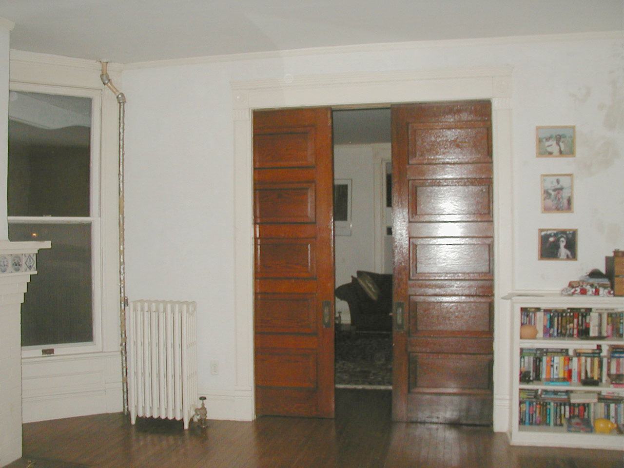 interior & A. G. Comings House - Interior